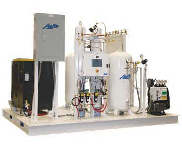Packaged Nitrogen Systems Caire Inc