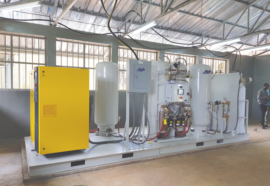 AirSep Oxygen Cylinder Refilling Systems