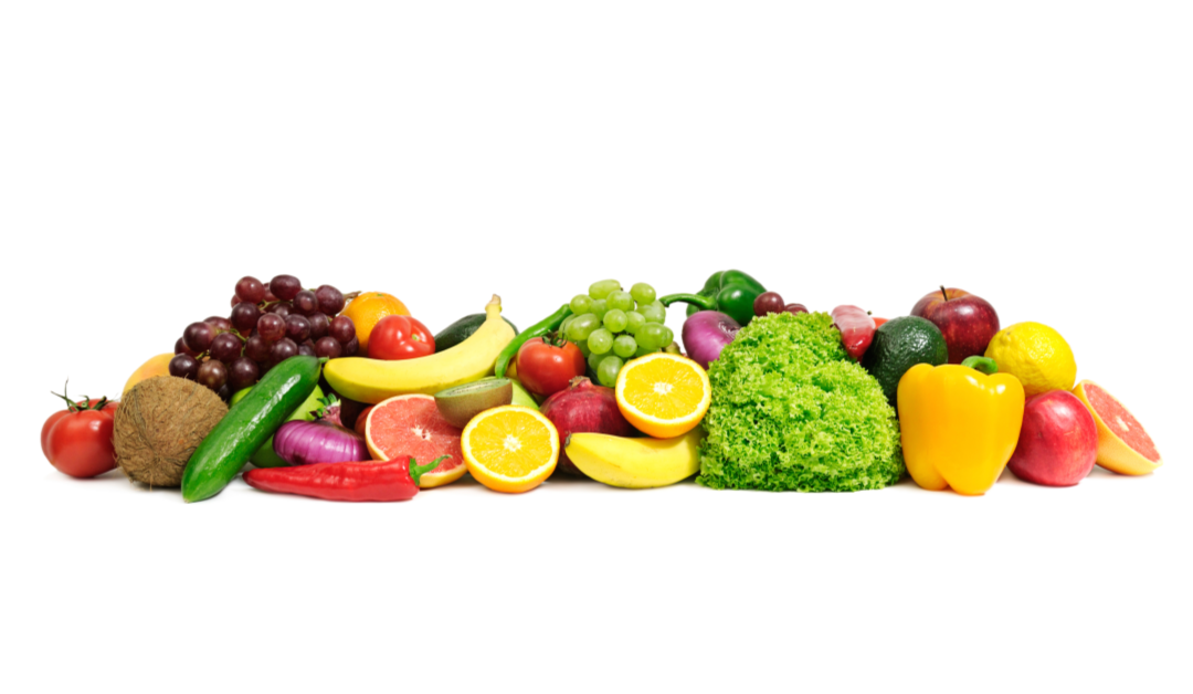 Fruits and vegetables and diets, oh my!