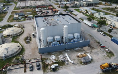 AirSep Corporation Installs System Upgrades at One of the Largest Wastewater Utility Treatment Plants in the Southeast