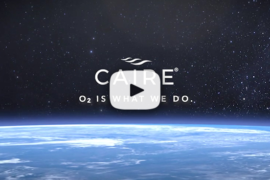 Oxygen Concentrators | Liquid Oxygen | Oxygen Generators - CAIRE Inc
