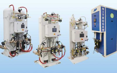 AirSep Launches New Membrane and PSA Nitrogen Systems for On-Site Gas Generation