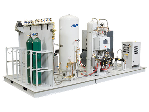CAIRE O2 Cylinder Refilling Systems